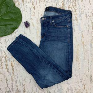 Hudson Jeans Ankle Length Skinny Jeans
